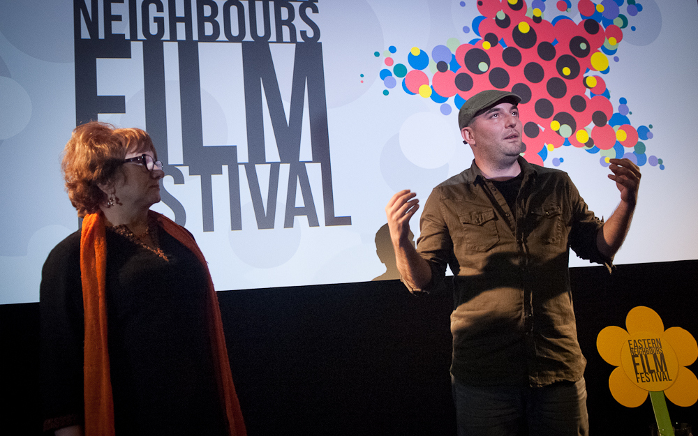 ENFF Day 2 | Filmhuis Den Haag
