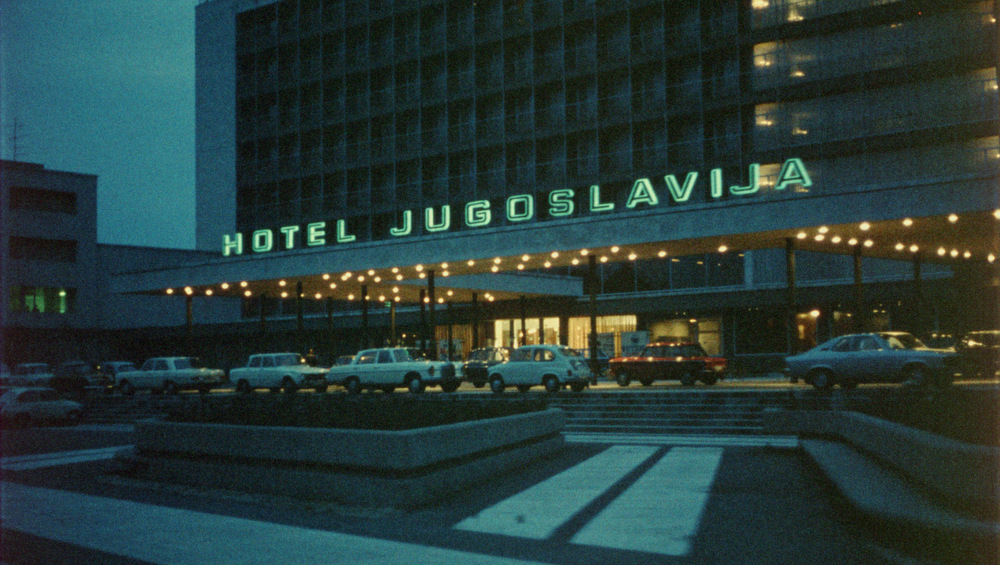 HOTEL JUGOSLAVIJA  Nicolas Wagnieres | 2017 | Switzerland