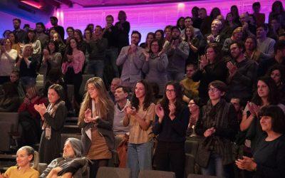 ON TOUR: MEN DON'T CRY DE BALIE, AMSTERDAM