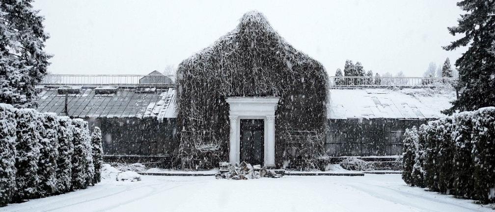 ON TOUR IN UTRECHT – THE WINTER GARDEN'S TALE