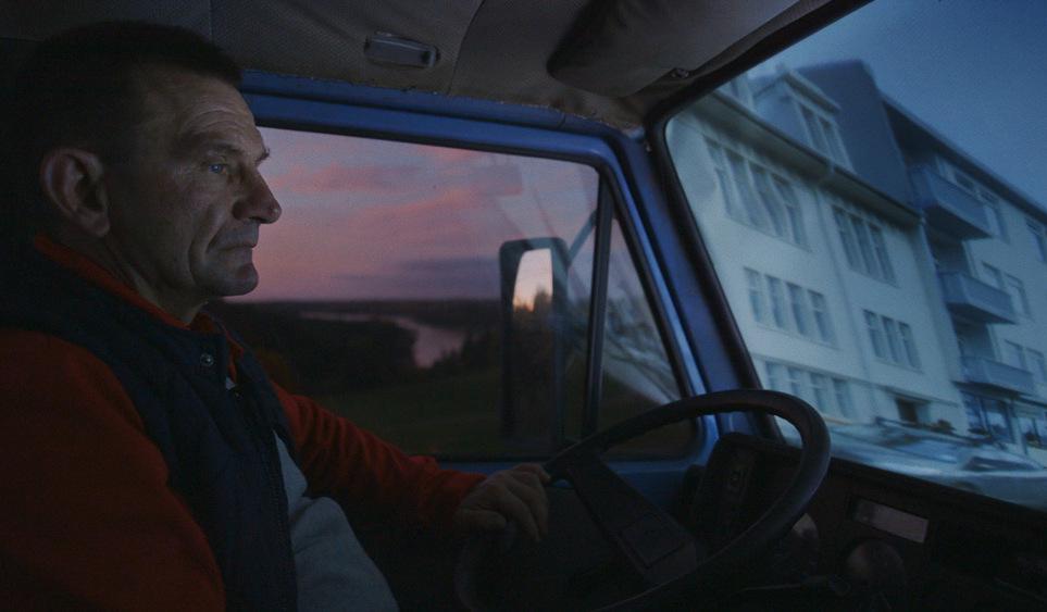 IN TOUCH  Pawel Ziemilski   2018   Poland/Iceland