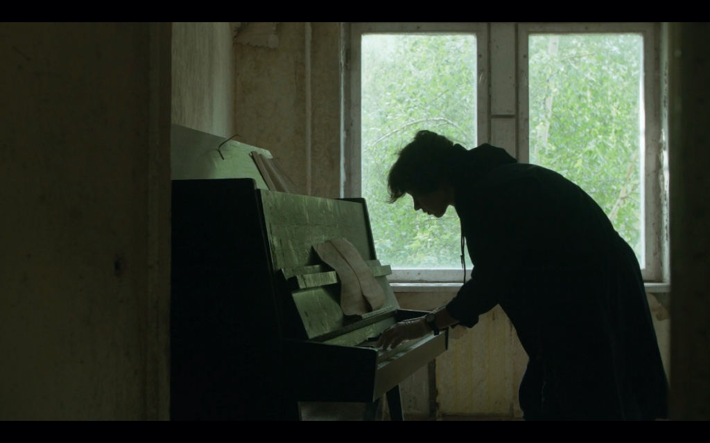 PRIPYAT PIANO  Eliska Cilkova   2019   Czech Republic